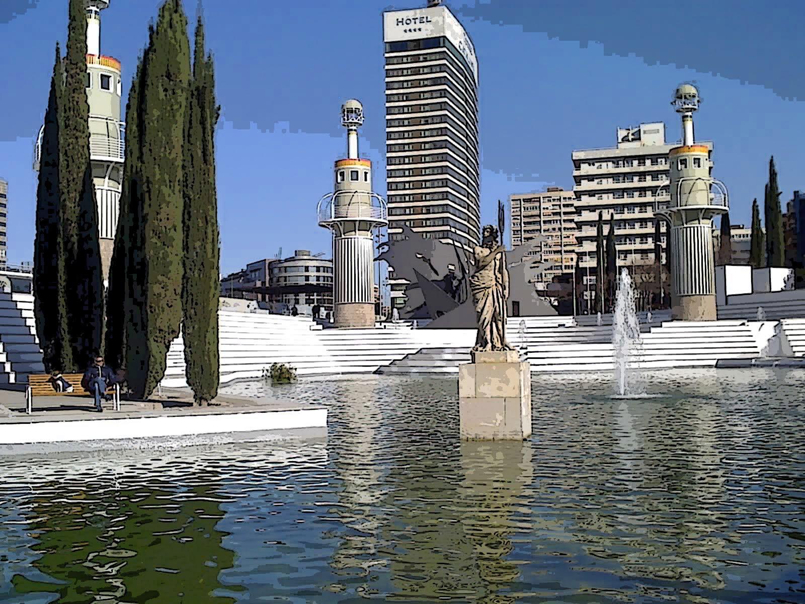Edificio Residencial en Barcelona / Ref. 18118